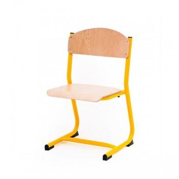 Krzesło przedszkolne Classic - roz. 1