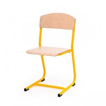 Krzesło przedszkolne Classic - roz. 4