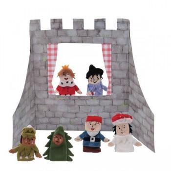 Zamek z akcesoriami