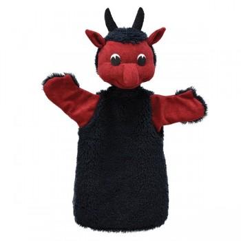 Pacynka na rękę - Diabeł