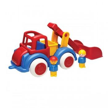Truck Jumbo z figurkami