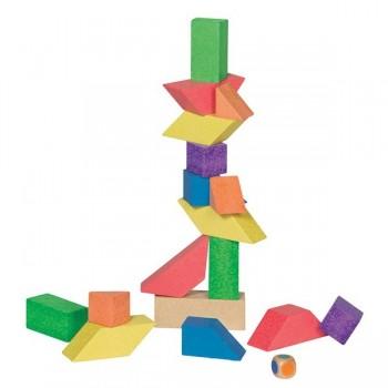 Kamienna wieża zręczności - 20 elem.
