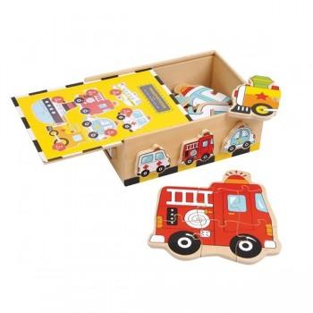 Puzzle Box samochodowy