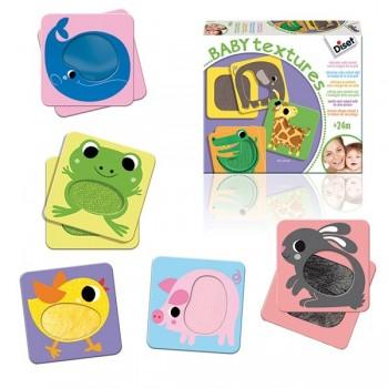 Tabliczki sensoryczne zwierzęta