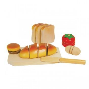 Dzielony chlebek do krojenia