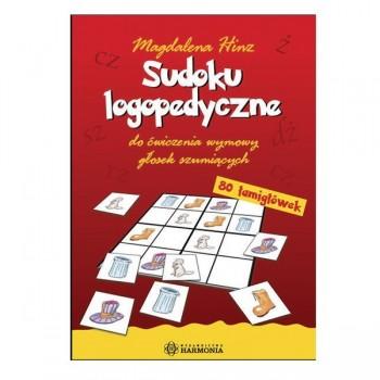 Sudoku logopedyczne - głoski szumiące