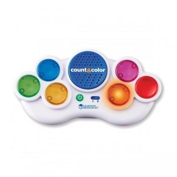 Ilości i kolory gra elektroniczna