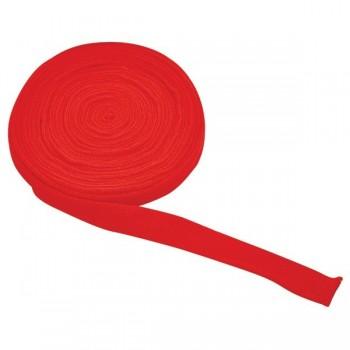 Skarpetki z metra - czerwone