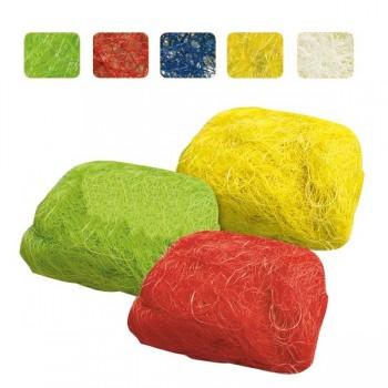 Kolorowy sizal