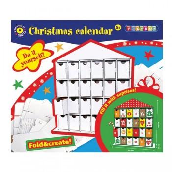 Zestaw kreatywny - Świąteczny kalendarz
