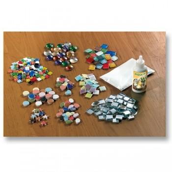 Kamienna mozaika - zestaw 282 elem.