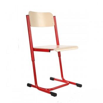 Krzesło szkolne PP - rozmiar 3 - 4