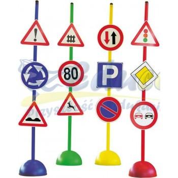 Znaki drogowe zestaw B podstawa
