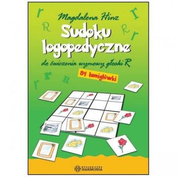 Sudoku logopedyczne - głoska R