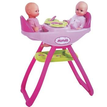 Krzesełko / kołyska do karmienia 2 w 1