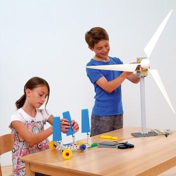 Podmuch wiatru - klocki konstrukcyjne
