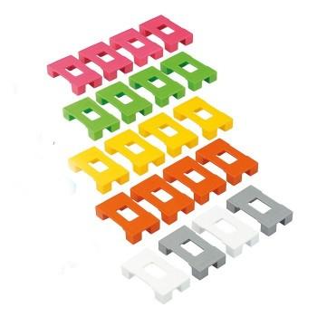 Łącznik do klocków wafle - prosty