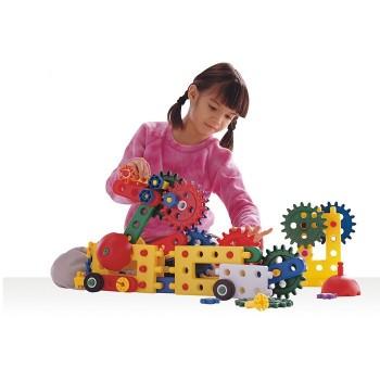 Klocki dla małego inżyniera