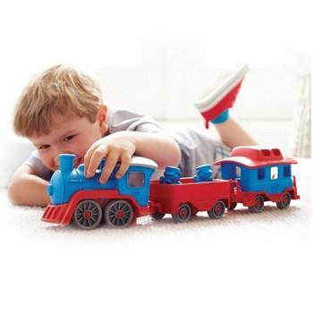 Pociąg z wagonikami