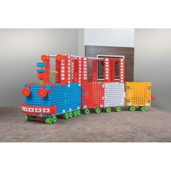 Pociąg wafle - wagon duży