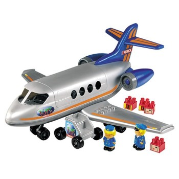 Abrick Klocki Samolot