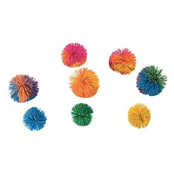 Kolorowe pomponiki