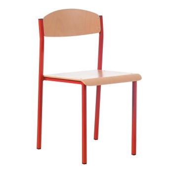 Krzesło przedszkolne - J - Nr 1