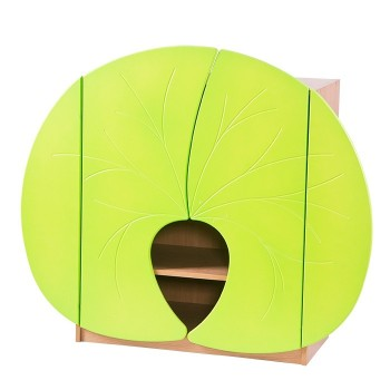 Żabka - mała szafka pstelowa
