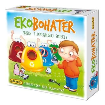 Eko Bohater-zbierz i posegreguj śmieci