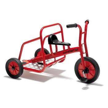 Rower trójkołowy - 3 osobowy