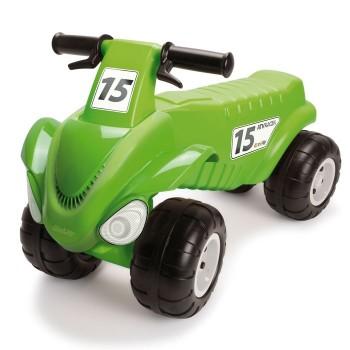 Jeździk zielony