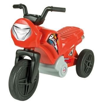 Motor czerwony