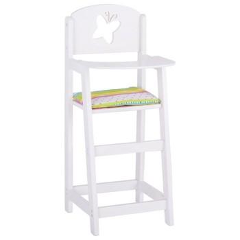 Wysokie krzesełko dla lalek