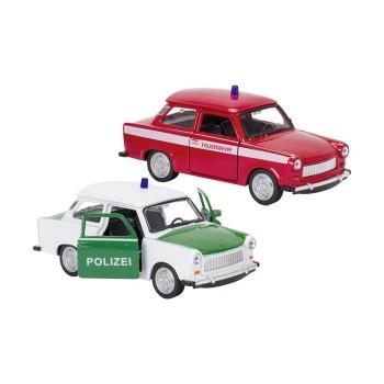 Trabant policja / straż pożarna
