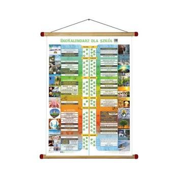 Wieloletni kalendarz dla szkół - Drewno