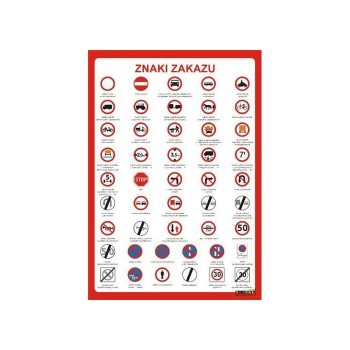 Znaki zakazu - ANTYRAMA
