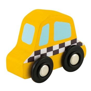 Żółta Mini Taksówka