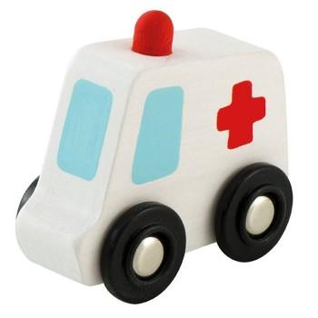 Biały ambulans