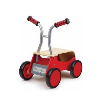 Czerwony rowerek