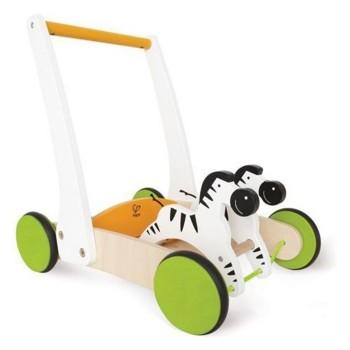 Galopująca zebra wózek