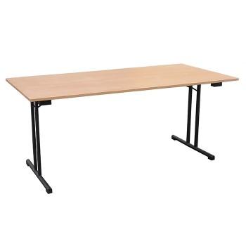 Stół składany 1600X800 - Czarny