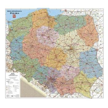 Polska drogowo-administracyjna