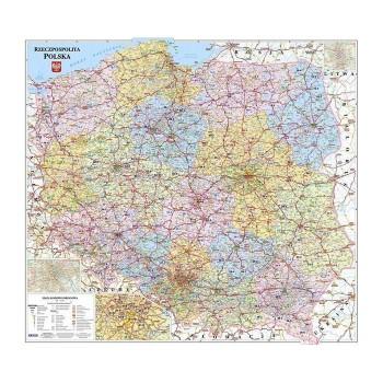 Polska kodowo-drogowa