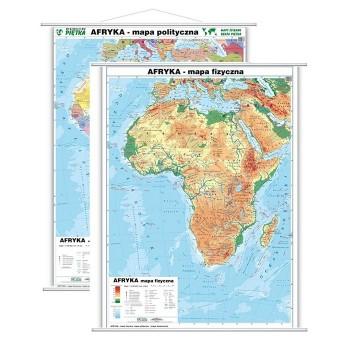 Afryka fizyczna/polityczna