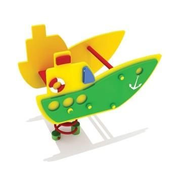 Sprężynowiec - Statek