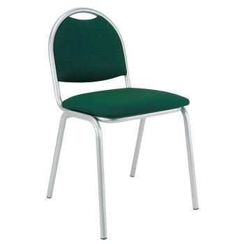 Krzesełko szkolne Arioso - chrome