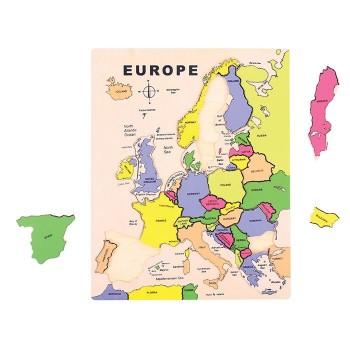 Puzzle - Europa