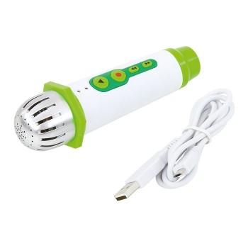 Bezprzewodowy mikrofon MP3 - 128 mb