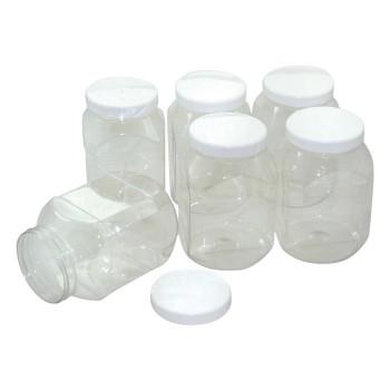 Plastikowe słoje