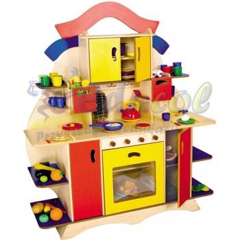 Kompleks kuchenny mały